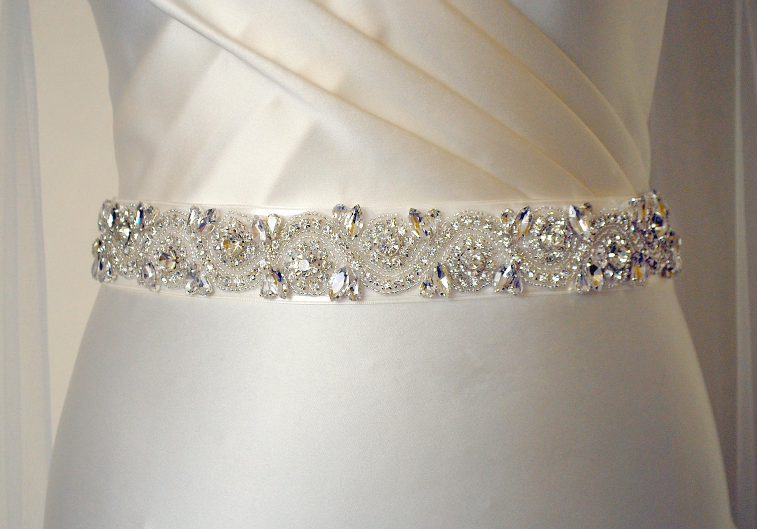 all around wedding dress belt bridal belt wedding dress