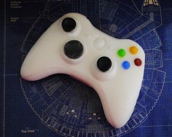 Xbox parody controller handmade Soap – Novelty, gift, birthday present, retro gamer, geek, nerd