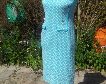 1960s Gorgeous 'Twiggy style' Mod Scooter Dress