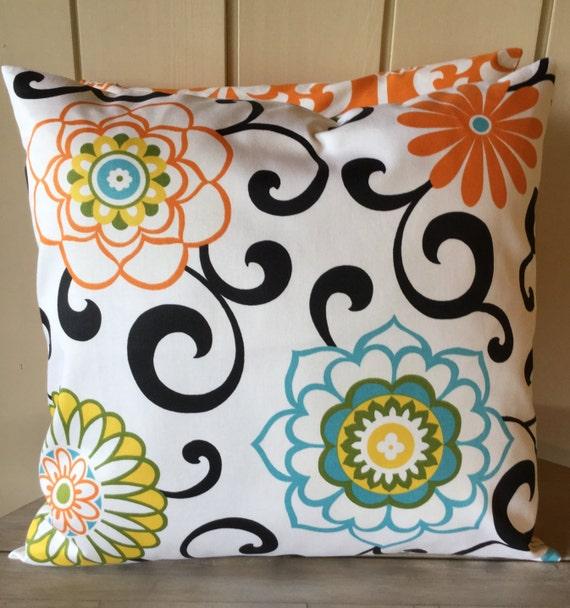 Waverly Pom Pom Play Confetti Pillow 20 X 20 By