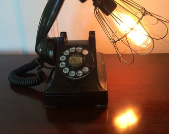 1936 Phone Light