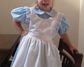 ALICE IN WONDERLAND Costume Size 3T