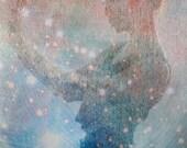 Thor Nebula Scarf. FREE Shipping USA.