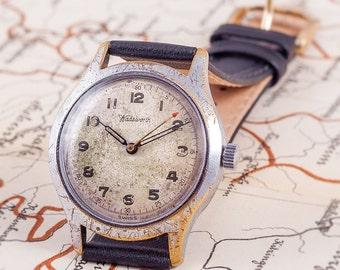 vintage wadsworth watch military watch mens watch wadsworth watch swiss mens watch old mens watch watches for men wind up watches swiss made watches