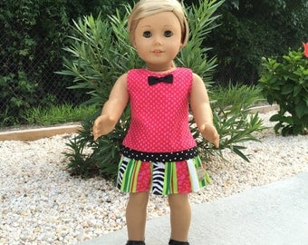 American Girl Doll Dress 18 inch doll or American Girl Doll