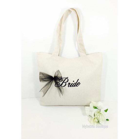 tote bag,honeymoon bag,wedding bag for bride,bridal shower gift ...