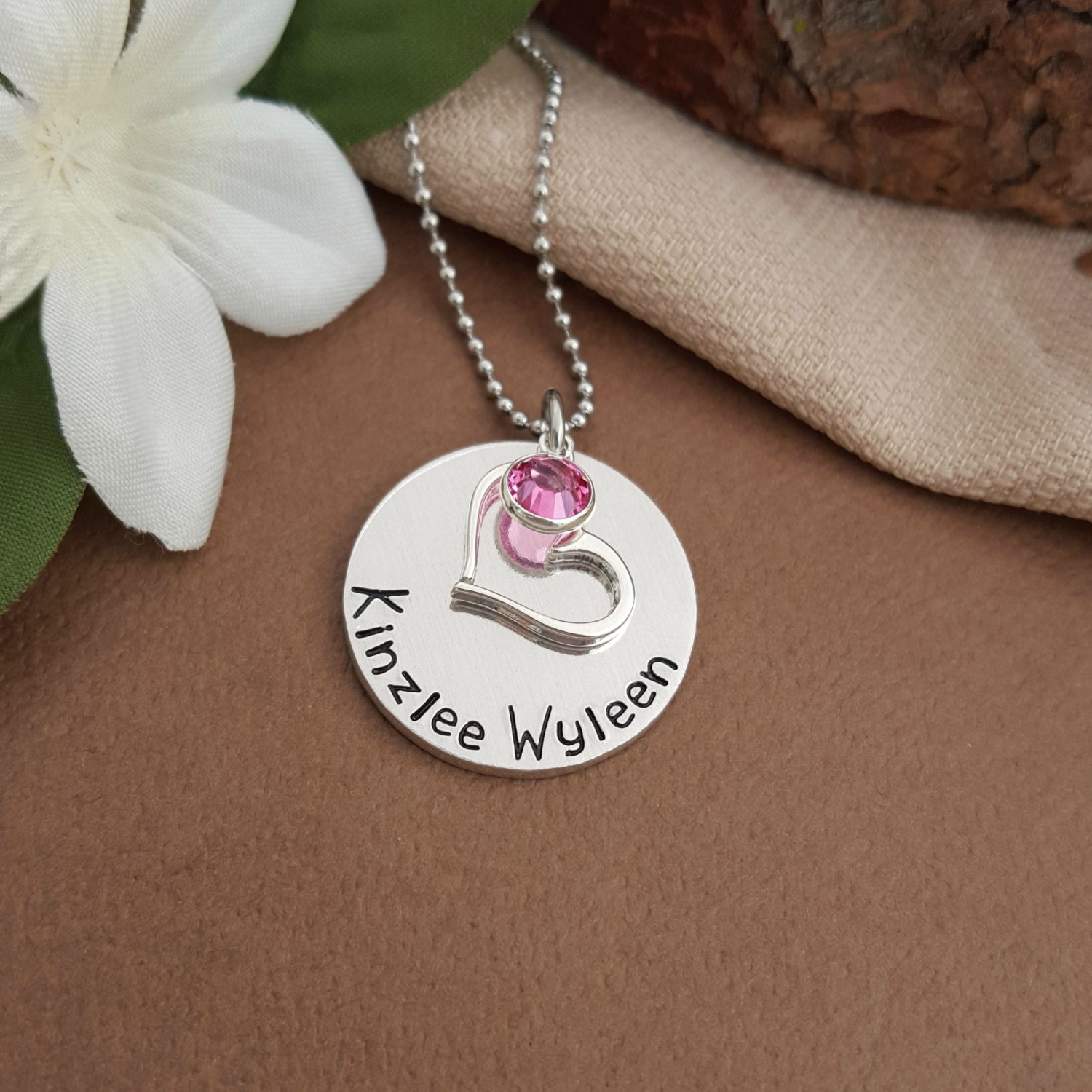 new necklace personalized baby name necklace gift