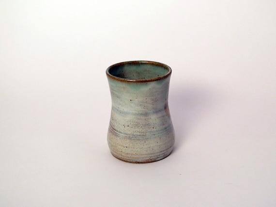 Handmade No Handle Cup Ceramic Mug Hand Wheel Thrown Pottery