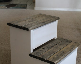 Farmhouse stepstool
