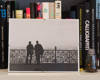 Budapest in sight – Analog, black and white, darkroom, photography, print