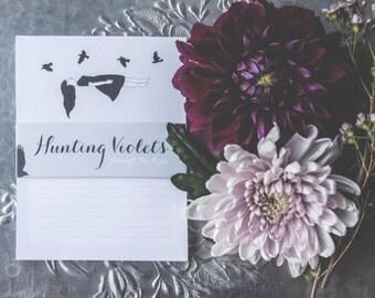 Amongst The Birds Notepad