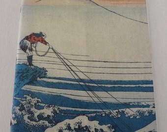 HOKUSAI artist book, Summer 1985, The Metropolitan Museum Of Art bulletin, Rare and out of print