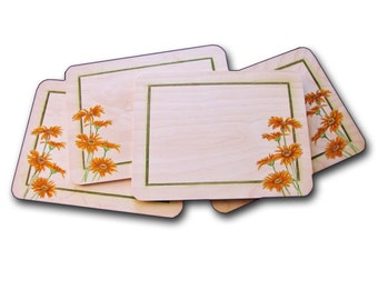 SALE *** wood Placemat