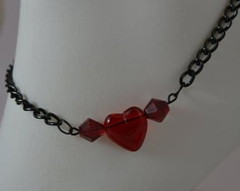 A Little Love Anklet