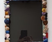 Picture Frame with Gemstones