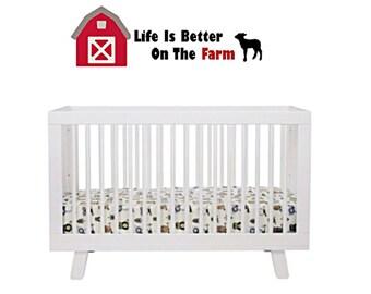 Farm nursery, farm nursery decor, farm decor, barnyard nursery, barnyard decor, barn decor, barn animal decor, baby nursery decor, nursery