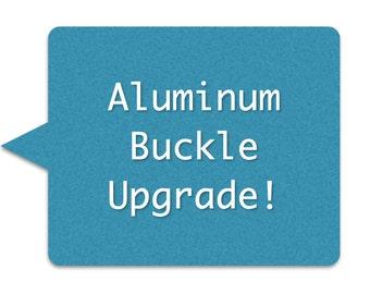 Aluminum Buckle Upgrade
