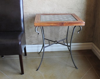 Vintage and Modern Table