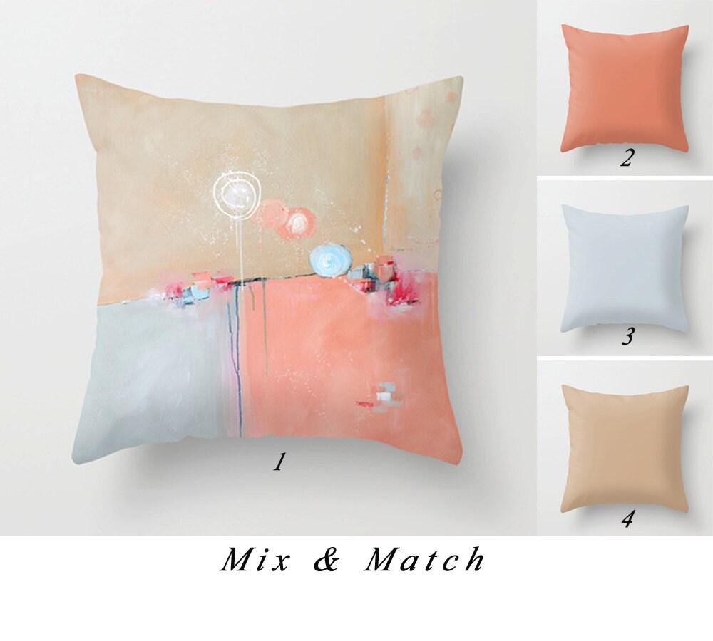blue beige pillow etsy beige decorative pillows smartpros
