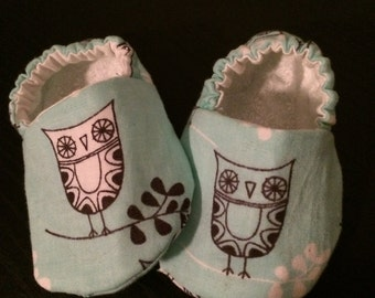 Owl Be Your Friend Slippers