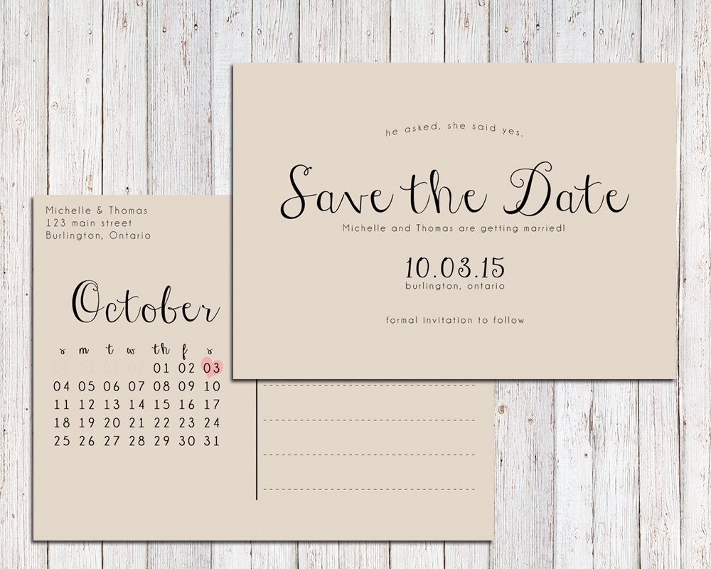 Chandeliers pendant lights for Save the date postcard template free
