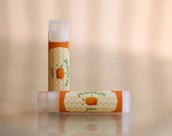 All Natural Pumpkin Juice Harry Potter Lip Balm