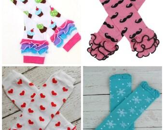 Cotton Leg Warmers (Choose your Color)