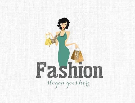 Girly Logos  feminine logo designs