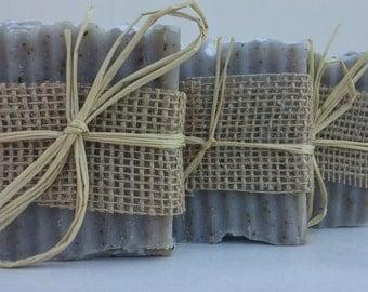 Rosemary and Lavender Facial Soap, Artisan Soap, Cold Process Soap, Handmade Soap, Herbal Soap, Vegan Soap, Herbal Soap, All Natural Soap