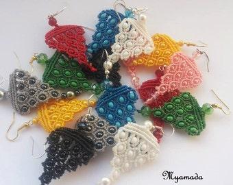 Gofer  earrings