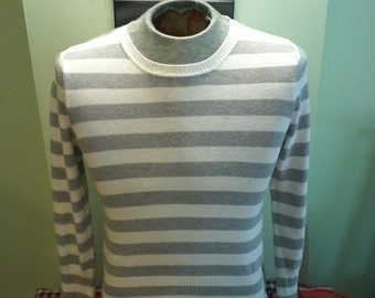Vintage Women's Polo Jeans Co. Striped Long Sleeve By Ralph Lauren
