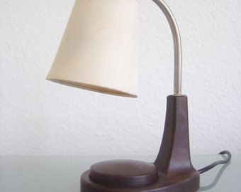 Extemely Rare Bauhaus   Modernist Table Lamp   Wall Light 'Tastlicht' by MARIANNE BRANDT for GMF 1930s