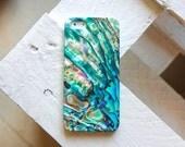 Samsung Galaxy S6 case Abalone Samsung Galaxy S6 Edge case Abalone shell LG G3 case LG G4 Case Samsung Galaxy S5 Case Abalone iPhone SE Case