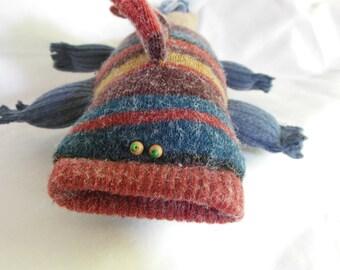 Sock Creature - Herman