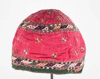 Vintage Large Chodor Hat