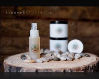 Psoriasis & Eczema Scalp/Body Hydrating Mist