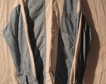 Vintage Authentic GFC Button Down Shirt