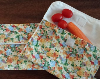 Snack/Reusable Eco friendly Cotton Bag