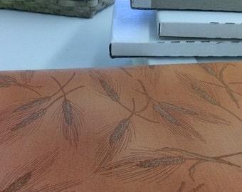 Maywood Studio. MAS16018-M Orange with dark wheat