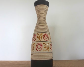 FREE SHIPPING West German Pottery Vase.
