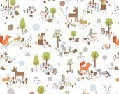 Gentle Forest by Studio E - Gentle Forest - Cotton Woven Fabric