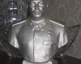 Vintage soviet bust Joseph Stalin ceramics?