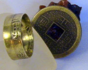 Chinese Coin Ring (R0048)