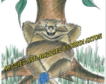 Bryan Wombat on Sunday: HANDPAINTED