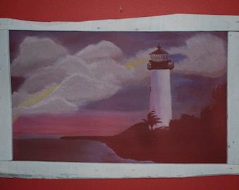 Lighthouse screen