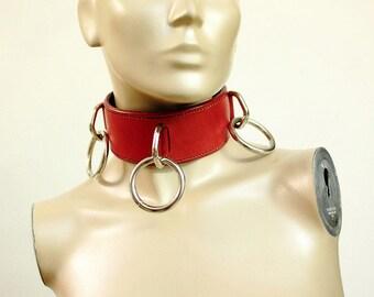 Three Ring Collar