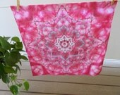 Hippie, Tie Dyed, Iced Dyed, Festival, Yoga, Workout, Dance, Bandanas, Dyed by SPLASH, The Hippie Sweat Shop