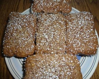 Homemade Moist Zucchini Cinnamon Bread Mini Loaves (1 Dozen)