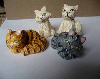 4 Ceci Cats