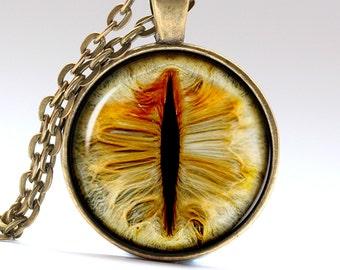 Tiger eye jewelry Pantera eye Necklace Monster eye Pendant Necklaces Pendants LG167